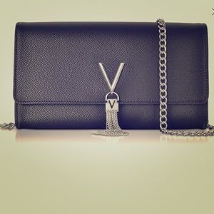 Valentino Eco Leather Divina Shoulder Bag